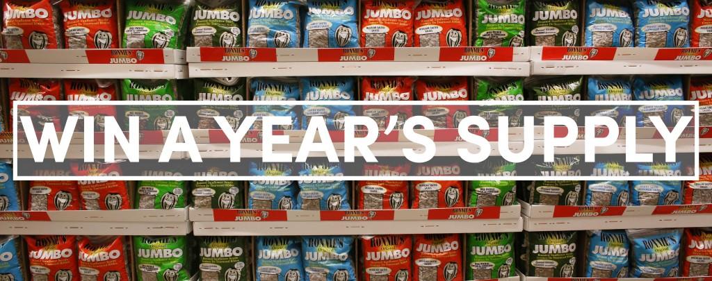 years supply